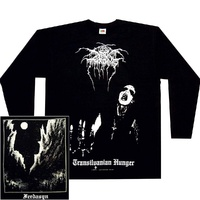 Darkthrone Transilvanian Hunger Long Sleeve Shirt Dark Throne