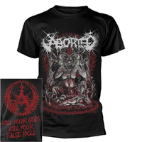 Aborted Baphomet Shirt