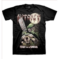 Autopsy Feast For A Funeral Shirt