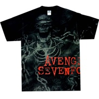 Avenged Sevenfold Chains All Over Shirt