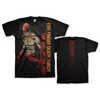 Five Finger Death Punch Way Of The Fist Ninja Shirt