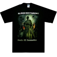 Blood Red Throne Souls Of Damnation Shirt
