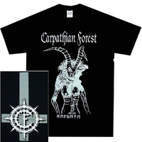 Carpathian Forest Inverted Cross Shirt