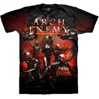 Arch Enemy Khaos Legions All Over Shirt [Size: M]