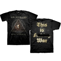 Arch Enemy War Eternal Uncensored Shirt
