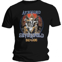 Avenged Sevenfold Deadly Rule Shirt