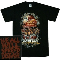 Whitechapel Spread Disease Shirt