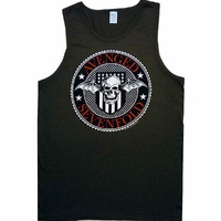 Avenged Sevenfold Presidential Seal Tank Top