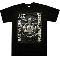 Avenged Sevenfold Hail To The King Crown Shirt