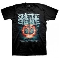 Suicide Silence You Can't Stop Me Shirt