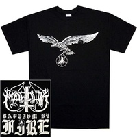 Marduk Baptism By Fire Shirt