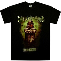 Decapitated Blood Mantra Shirt