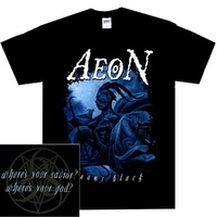 Aeon Aeons Black Shirt