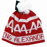 Asking Alexandria Bobble Beanie Hat