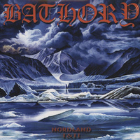 Bathory Nordland I & II 2 LP 180g Vinyl Record