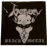 Venom Black Metal 2 LP 180g Vinyl Record