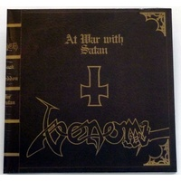 Venom At War With Satan 180g Double LP Vinyl Record