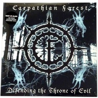 Carpathian Forest Defending The Throne Of Evil 2 LP