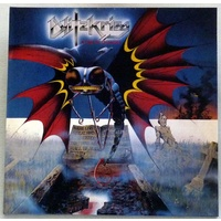 Blitzkrieg A Time For Changes LP Vinyl Record