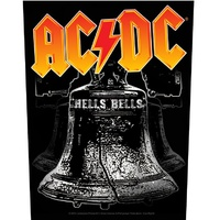 AC/DC Hells Bells Back Patch