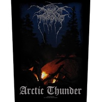 Darkthrone Arctic Thunder Back Patch