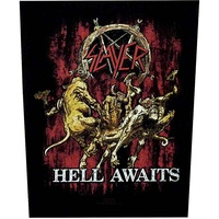 Slayer Hell Awaits Back Patch