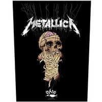 Metallica One Back Patch