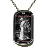 Children Of Bodom Halo Of Blood Dog Tag Necklace