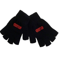 Kreator Logo Fingerless Gloves