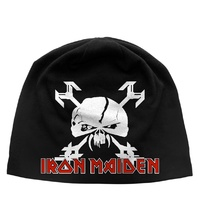 Iron Maiden Final Frontier Jersey Beanie Hat