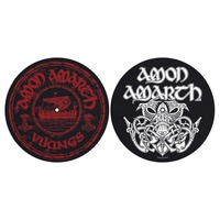 Amon Amarth Vikings Turntable Slipmats