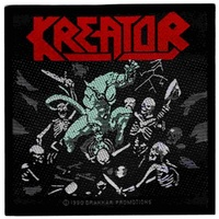 Kreator Pleasure To Kill Patch
