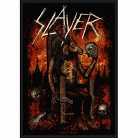 Slayer Devil On Throne Patch