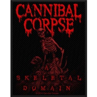 Cannibal Corpse A Skeletal Domain Patch