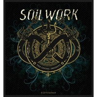Soilwork Living Infinite Patch