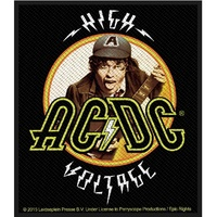 AC/DC High Voltage Angus Patch