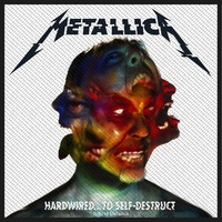 Metallica Hardwired To Self Destruct Patch