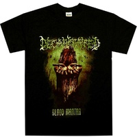 Decapited Blood Mantra XXL Shirt