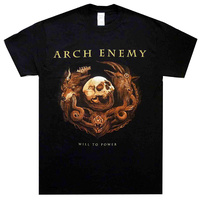Arch Enemy Will To Power Shirt
