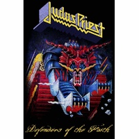 Judas Priest Defenders Of The Faith Poster Flag