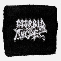 Morbid Angel Logo Wristband