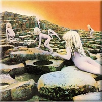 Led Zeppelin Houses Of The Holy Magnet