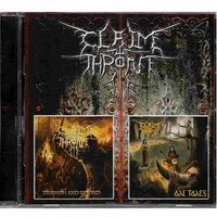 Claim The Throne Triumph & Beyond / Ale Tales CD