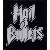 Hail Of Bullets Logo Patch