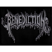 Benediction Logo Patch