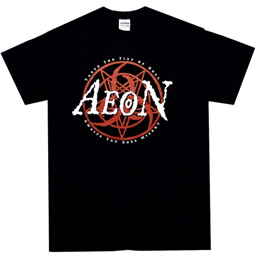 Aeon Fist Of Hell Shirt [Size: S]