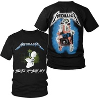 Metallica Metal Up Your Ass Shirt