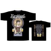 Korpiklaani A Man With A Plan Shirt