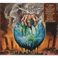 Harlott Extinction CD