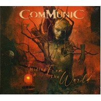 Communic Hiding From The World CD Digipak